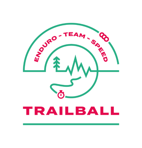 Logo TRAILBALL Enduro - Déclinaison Speed et Team